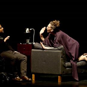 """""""El viento en un violín"""" de Claudio Tolcachir por la Dra. RaquelTesone"""