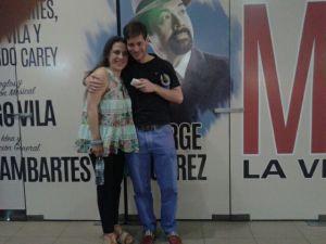 Julia Calvo y Julian