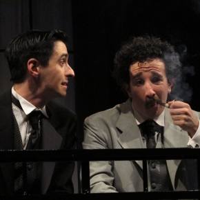 "ANALIZAME: ""FRANZ & ALBERT"" de DANIELMARCOVE"