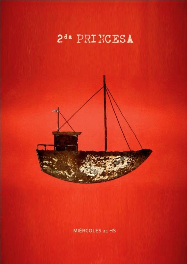 Barco Rojo de mano.BAJAjpg