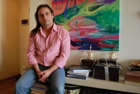 CHARLA ABIERTA Y LIBRE CON EZEQUIEL ACHILLI «Escribir es bucear en la propialocura»