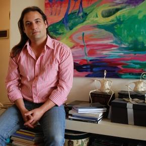 CHARLA ABIERTA Y LIBRE CON EZEQUIEL ACHILLI «Escribir es bucear en la propia locura» – Por Dra.Tesone