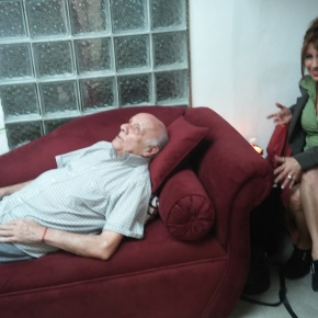 AL DIVÁN OSVALDO PEREDO – Por Dra. RaquelTesone