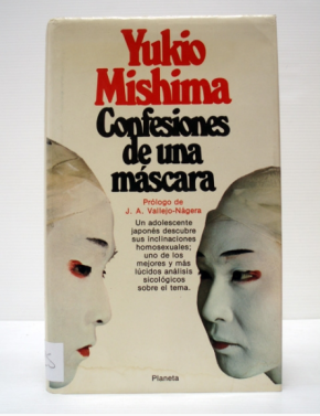 """MISHIMA: """"CONFESIONES DE UNA MÁSCARA"""" por Dr. EzequielAchilli"""