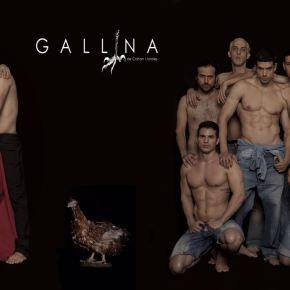 """RAFAEL AMARGO: SU DEBUT COMO ACTOR EN LA OBRA DE TEATRO """"GALLINA"""" Por RaquelTesone"""