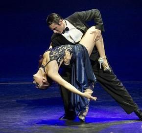 COMPLEJO TANGO: La historia del tango y Carlos Borquez por RachelRevart
