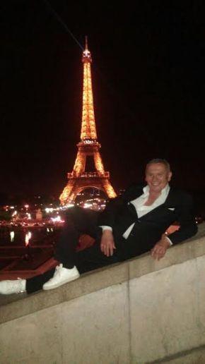 Entrevista en Paris al precursor del tango:   ORLANDO COCO DIAS  Por Dra. RaquelTesone