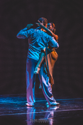 DESCARNADOS – Espectáculo de Tango de Sabrina y Rubén Véliz Por Dra. RaquelTesone