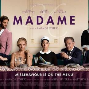 """""""MADAME"""" Y EL GLAMOUR DEL FESTIVAL DEL CINE FRANCES EN CINEMARK PALERMO Por PabloRubin"""