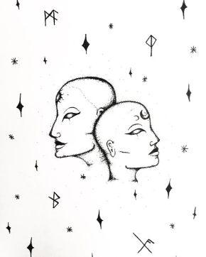 LUNA DE PALABRAS ROTAS Texto e ilustración: GalitBixio
