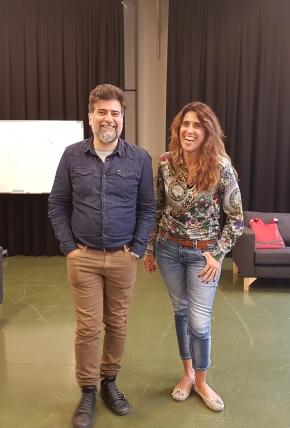 Entrevista Rafael Spregelburd en Sala Beckett – Parte I – Por FlaviaMercier