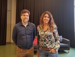 Entrevista Rafael Spregelburd en Sala Beckett – Parte II – Por FlaviaMercier