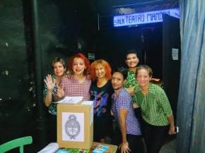RESISTENCIA IMPROVISADA de Mosquito Sancineto – Por Dra. RaquelTesone