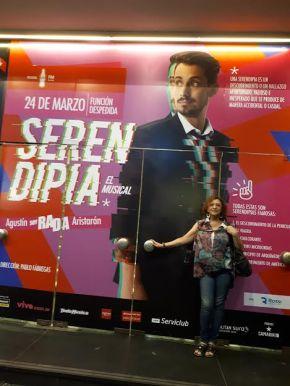 "Serendipia, el musical de Agustín ""Soy Rada"" Aristarán – Por Lic. MarianaWassner"