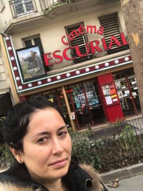 Vamos al cine en París Por CathyHarrysson