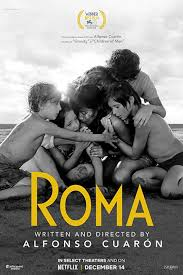 ROMA – Dirección:Alfonso Cuarón Por CathyHarrysson