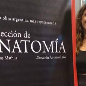 La Lección de Anatomía de Carlos Mathus. Dirección: Antonio Leiva – Por FlaviaMercier