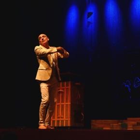 El equilibrista – Dirección: César Brie – Por SergioCocú