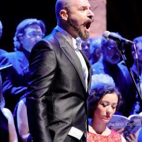Antonello Dorigo, Cantante Contratenor – Por Stella Maris Cassiba y Pablo Cesar Cassiba enRoma