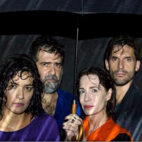 Cuando llueve – Dramaturgia y Dirección Anthony Black – Por FlaviaMercier