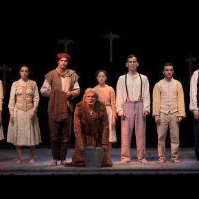 KARAMAZOV – Dirección, adaptación y actuación: César Brie – Por Dra. RaquelTesone