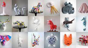 Interview du sculpteur Papercraft: Éric Thépaut – Par Dr RaquelTesone